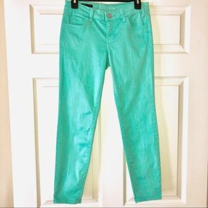 Kut From The Kloth Marilyn Mint Color Jeans Size 2
